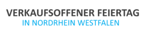 Bild: Verkaufsoffener Sonntag am 19.10.2014 in NRW