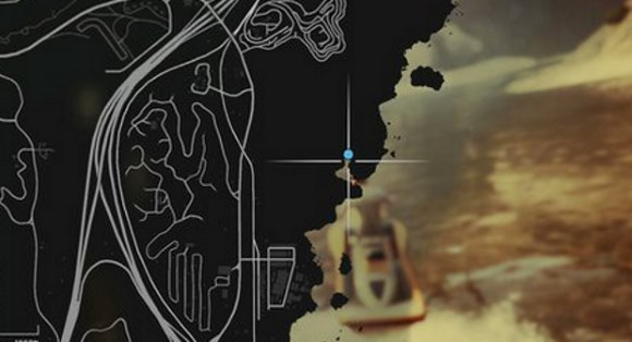 Fundorte auf der Karte
