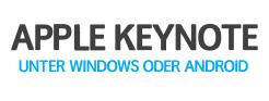 So kannst Du die Apple Keynote am 9.3.2015 unter Windows oder Android schauen