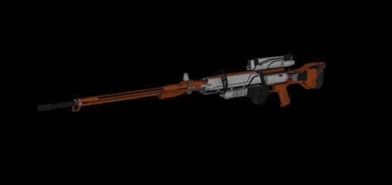 Jenseits  - exotisches Scharfschützengewehr