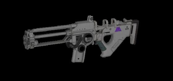Tlaloc exotisches Scout-Gewehr in Destiny