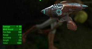 Fallout 4: Item-IDs und Cheats für einzigartige Waffen
