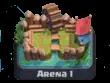 Clash Royale: Arena 1 Koboldstadion