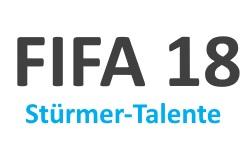 Talente Fifa 18
