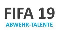 FIFA 19 Linksverteidiger Talente (LV)