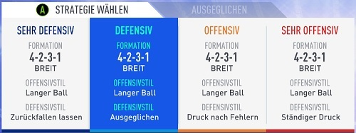 Fifa 19 Aufstellung ändert Sich Automatisch Was Tun Geekguidede