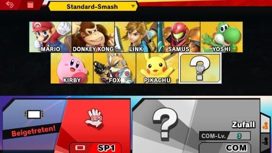 Super Smash Bros Ultimate Charaktere freischalten