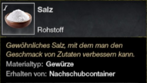 New World Salz